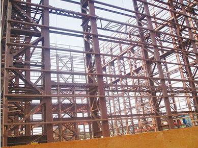 Structure Coating and Anti-corrosion