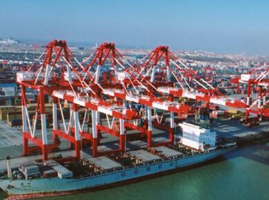 Port Machinery Anticorrosion