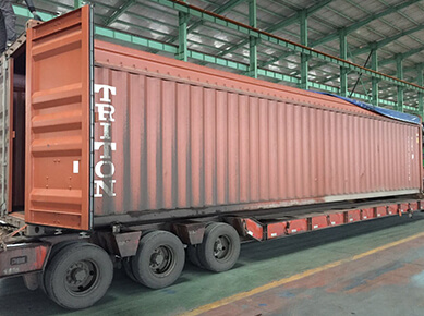 Container Surface Treatment