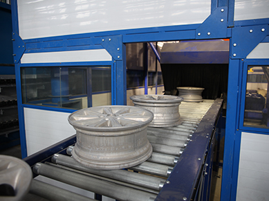 Cleaning for Nonferrous Metal and Stainless Steel Castings
