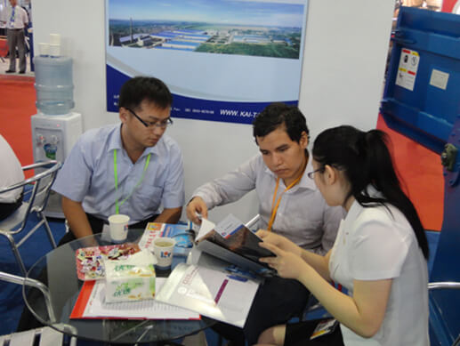 China Guangzhou  International Foundry, Forging and Industrial Furance Exhibition, 2012
