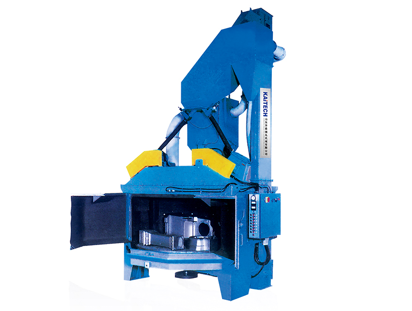 Q3512/Q3525 Series Turntable Type Shot Blasting Machine