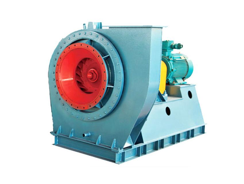 RMZ Type Gas Booster Fan