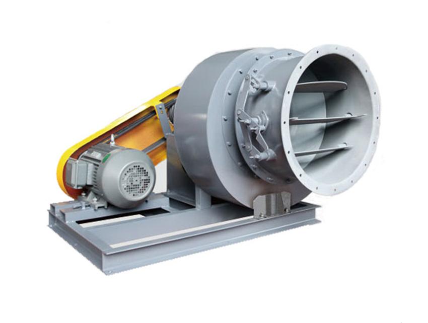 Y5-47II Series Boiler Centrifugal Induced Draft Fan