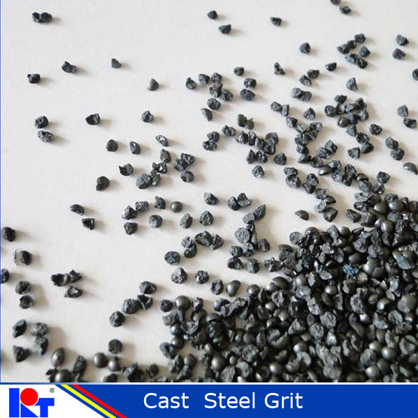Cast Steel Grit