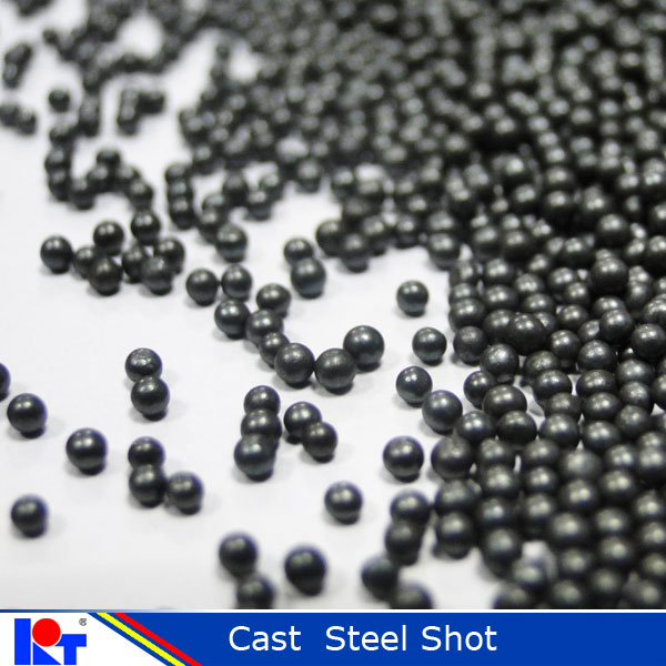 Cast Steel Shot